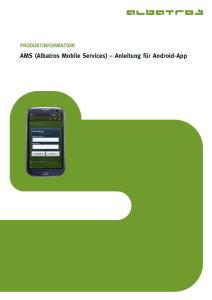 albatros Android App