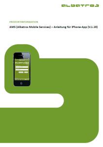 albatros iphone App