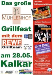 Mühlenhof Grillfest - Kopie